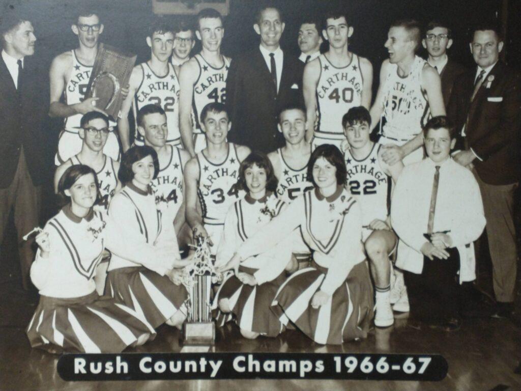 Champs 1967